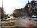 SJ7587 : Dunham Road (A56) by David Dixon