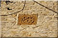 SP8054 : Date stone on the hall by Bill Nicholls