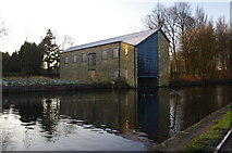 SD4760 : Boathouse, Lancaster Canal by Ian Taylor