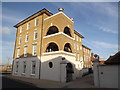 SY6790 : Neo-Georgian Architecture, Poundbury by Colin Smith