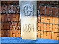 SJ9090 : Keystone CH 1864 by Gerald England