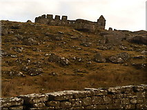 NZ0488 : Rothley Castle Ruins by Christine Westerback