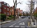 TQ2079 : Marlborough Crescent, Bedford by Alan Murray-Rust