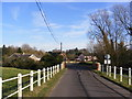 TM2682 : The Street, Mendham by Adrian Cable