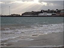 SY6879 : Weymouth Bay by Colin Smith