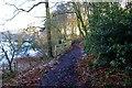 SJ5672 : Path to Gallowsclough Lane by Jeff Buck