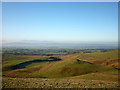 NY6434 : Rusby Hill (352m) by Karl and Ali