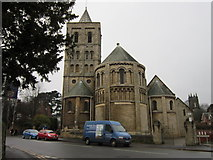 SK3516 : Our Lady of Lourdes Church, Ashby de la Zouch by Ian S