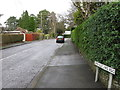 SZ0095 : Upper Golf Links Road, Broadstone by Alex McGregor