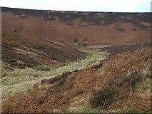 SE8493 : Valley in the Hole of Horcum by Derek Harper