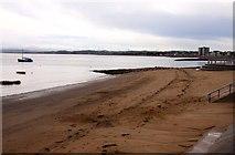 SD4464 : The beach at Morecambe by Steve Daniels