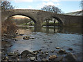 SD6296 : Crook of Lune Bridge by Karl and Ali