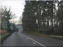 SO8386 : A458 near Enville Common by Peter Whatley