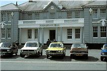 SX5973 : Princetown - 1982 by Helmut Zozmann