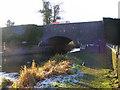 SJ9106 : Slade Heath Bridge by Gordon Griffiths
