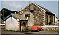 J4263 : Former railway station, Ballygowan (1) by Albert Bridge