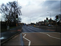 SJ5687 : Widnes Road A562 by Colin Pyle