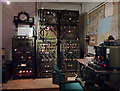 SJ6447 : Military radio station at Hack Green Nuclear Bunker, Cheshire by Roger  Kidd