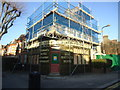 TQ3589 : Former off-licence, Edward Road, Walthamstow by Stacey Harris