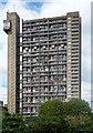 TQ2482 : Trellick Tower, Golborne Road by Stephen Richards
