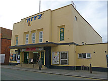 ST3049 : Burnham-On-Sea - Ritz Social Club by Chris Talbot