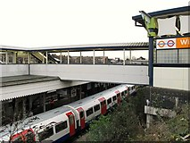 TQ2182 : Willesden Junction station (3) by Mike Quinn