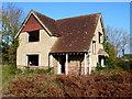 SZ1096 : Derelict House by Nigel Mykura