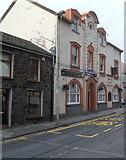 SS9497 : New Inn, Pen-yr-englyn by Jaggery
