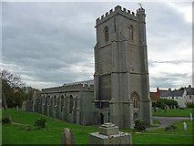 ST3049 : Burnham-On-Sea - St Andrews Church by Chris Talbot