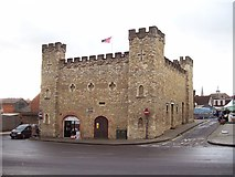 SP6934 : The Old Gaol by Len Williams