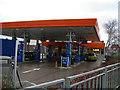 SJ6188 : Sainsbury's Petrol Station by Mike Lyne