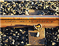 J3473 : Railway track, Belfast by Rossographer