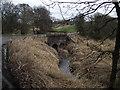 SD6120 : Bridge over a stream by Philip Platt