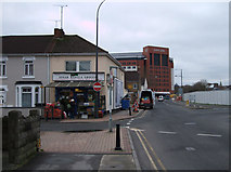 SU1584 : Corporation Street, Swindon by Vieve Forward