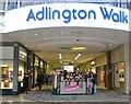 SJ8990 : Adlington Walk by Gerald England