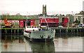 """C8432 : The """"Ben Ellan"""", Coleraine by Albert Bridge"""