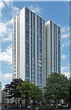 TQ2684 : Taplow Tower, Adelaide Road by Stephen Richards