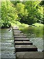 NZ2680 : Stepping Stones by Christine Westerback