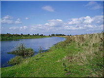 TL4279 : New Bedford River, Sutton Gault, Cambridgeshire by ethics girl