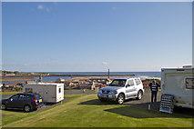 NU0052 : Berwick-upon-Tweed Harbour Mole the Tweed Estuary by Peter Skynner