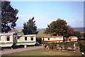ST0942 : Sunnybank Caravan Site, Doniford, Somerset by nick macneill