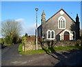 ST0874 : Trehill Presbyterian Church, St Nicholas by Jaggery