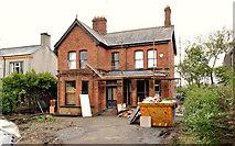 J3774 : Earlswood Road development site, Belfast (5) by Albert Bridge