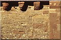 SO4430 : Kilpeck church, corbels by Christopher Hilton