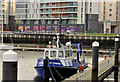 "J3474 : The ""Otterbank"" at Belfast (2) by Albert Bridge"