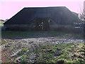 SU2576 : New Barn, near Aldbourne by Vieve Forward