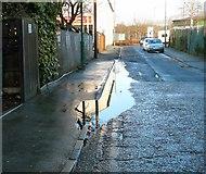 SJ9495 : Russell Street by Gerald England