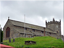 SD3598 : St Michael's and All Angels Church, Hawkshead, Cumbria by Christine Matthews