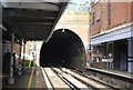 TQ5839 : Wells Tunnel, Tunbridge Wells Station by N Chadwick