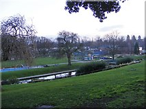 SP0343 : Abbey Park View by Gordon Griffiths
